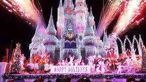 the year in walt disney world is the holiday time when the theme parks dress up wonderfully and charming the mickeys very merry christmas celebration - Disney Christmas Party Tickets