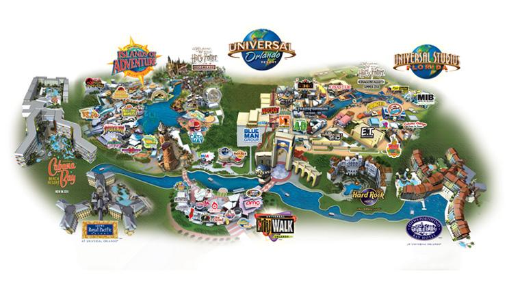 Universal Studios Orlando Map 2015 Ticket information for Universal Studios Theme Parks in Orlando