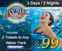 Orlando Water Park Vacation Package
