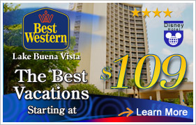 Best Western Lakeside Orlando Vacation Packages
