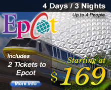 Epcot Vacation Packages