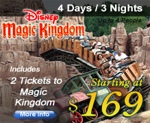 Magic Kingdom Packages
