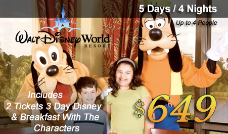 Disney Orlando Wyndham Promotion