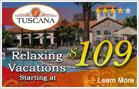 Tuscana Resort Orlando Vacation Packages