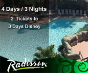 Disney Orlando Radisson Vacation