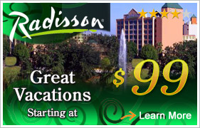 Radisson Orlando Celebration Vacation Packages