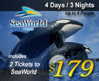 SeaWorld Orlando Vacation Packages
