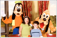 Disney Character Breakfast Wyndham Lake Buena Vista Resort at Walt Disney World