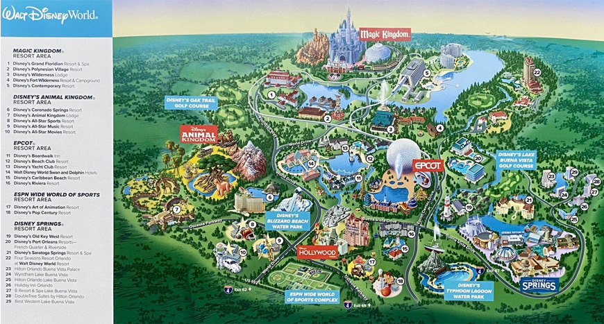 Disney World Discounts Theme Park Discount Tickets Orlando - Walt disney world river country map