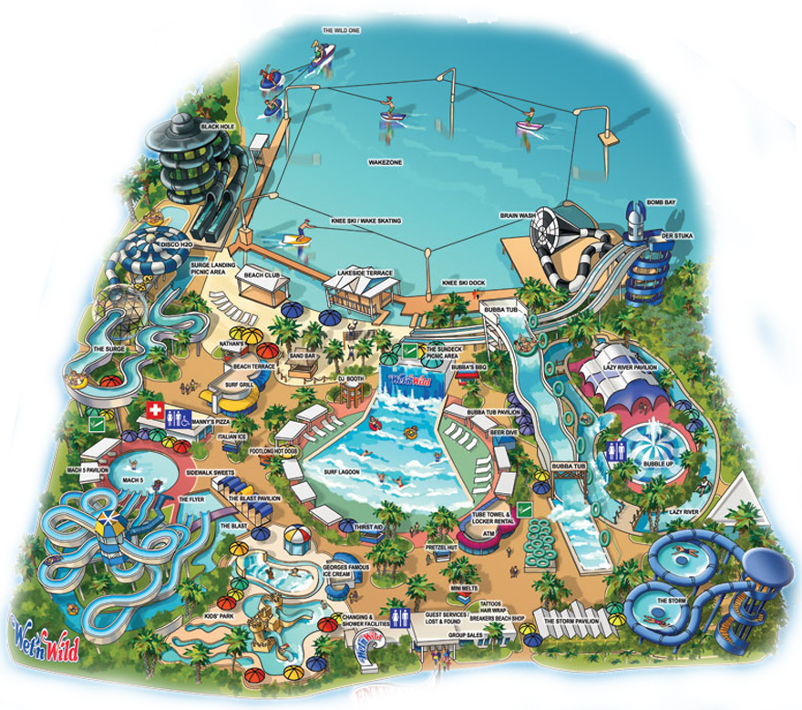 Wet and wild park coupons