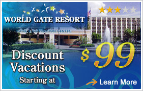 World Gate Resort Vacation Packages